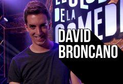Yo bebo zumos muy jodidos por David Broncano