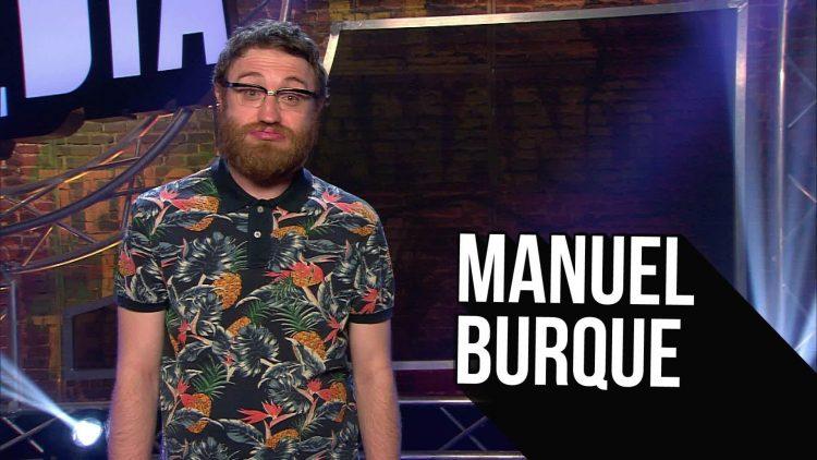 Me agobia mucho todo por Manuel Burque